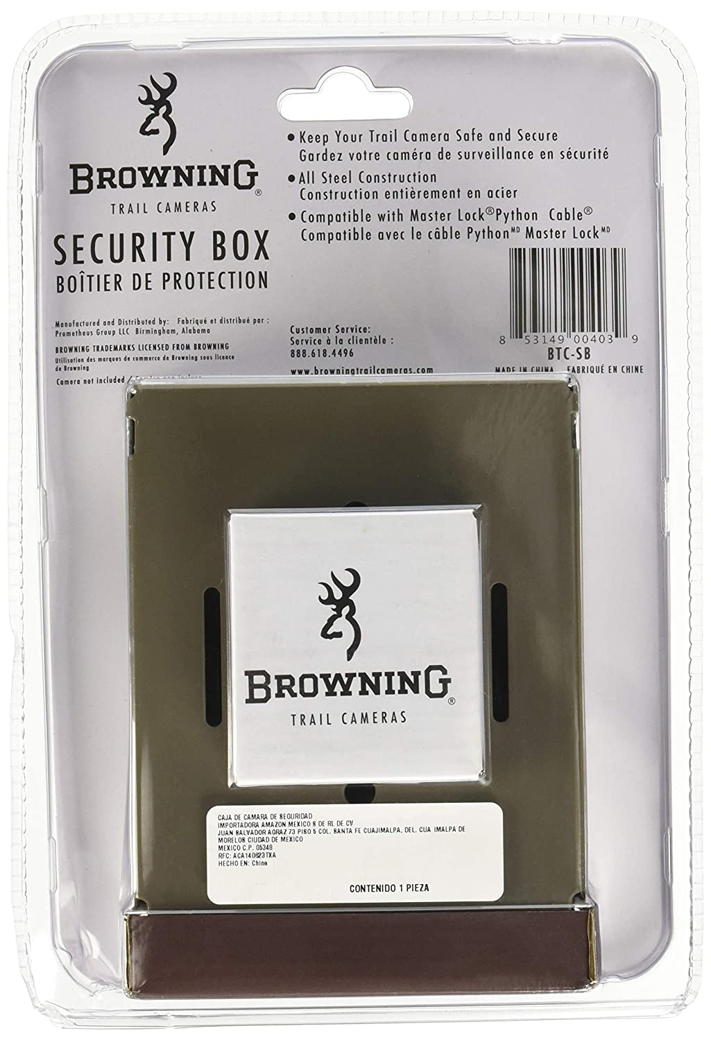 Browning Trail Cameras Security Box