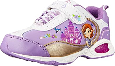 sofia the first light up shoes