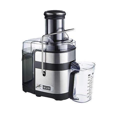 Amazon.com: Weston 67902 Super Chute extractor de zumo ...