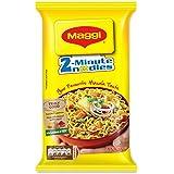 Nestlé MAGGI 2-minute Instant Noodles, Masala – 140g Pouch