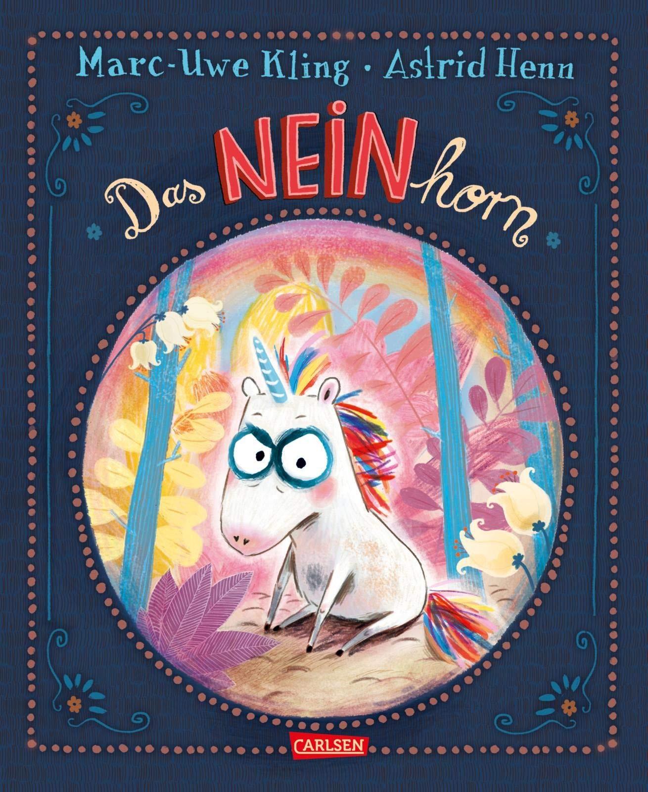 Buchcover Das NEINhorn, 7 schöne Kinderbücher