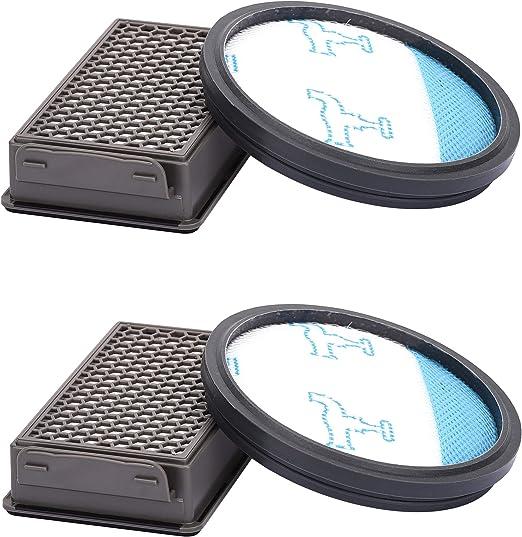 Jajadeal 2pcs Kit de Recambios de Filtro para Rowenta Compact ...