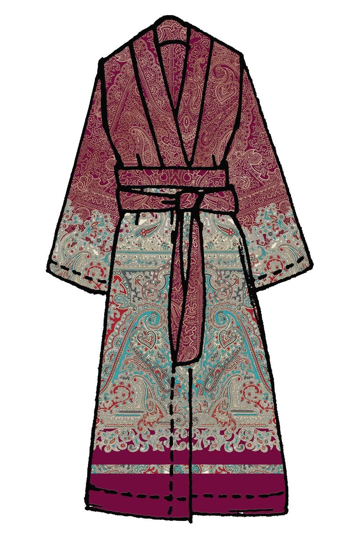 Bassetti Kimono MAHENA   V5 - S-M