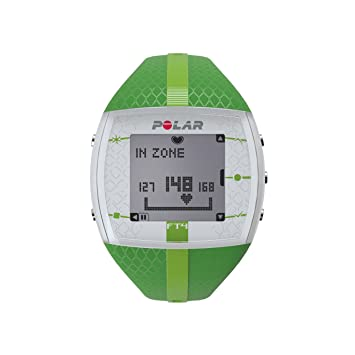 Polar Ft4 Heart Rate Monitor And Sports Watch Green Amazon