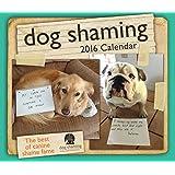 Dog Shaming 2016 Day-to-Day Calendar