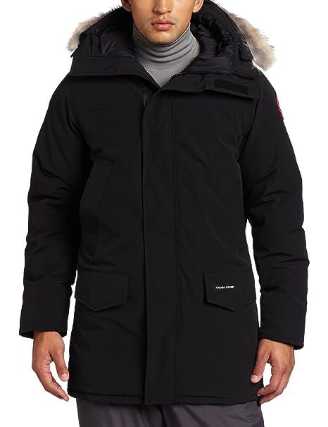 Amazon.com: Canada Goose Langford - Parka para hombre: Clothing