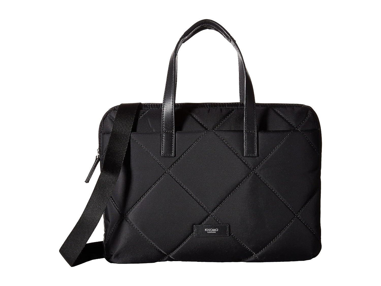 [ノモ ロンドン] KNOMO London レディース Talbot Laptop Briefcase ブリーフケース [並行輸入品] B01N77W94R ブラック