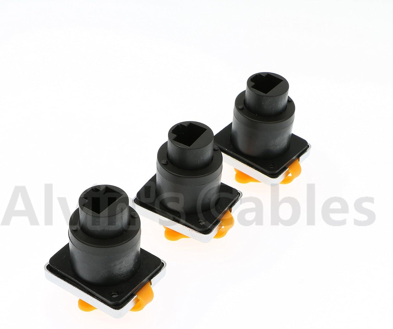 Alvin S Cables Rj45 Steckverbinder Für Wasserdichte Kamera