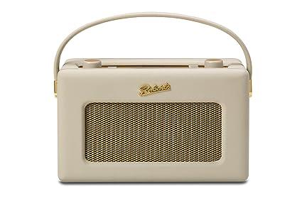 Amazon com: Roberts Radio iStream2 - Pastel Cream - Wi-Fi