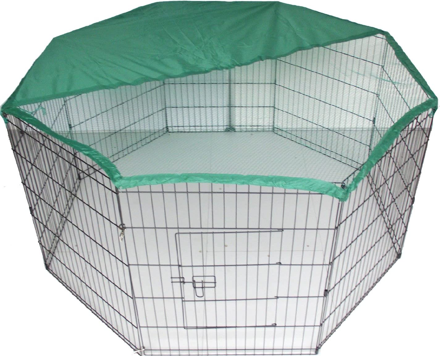 Outdoor Rabbit Enclosure