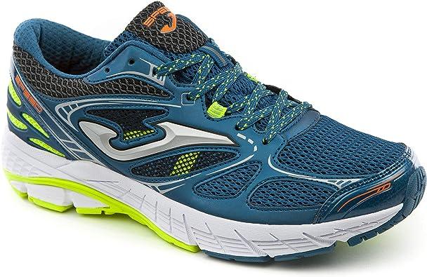 JOMA SPORT - Zapatillas de Running de Lona para Hombre Negro ...