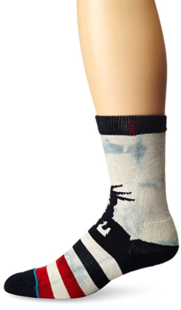 Calcetines Stance Lady Liberty Blanco (L , Blanco)