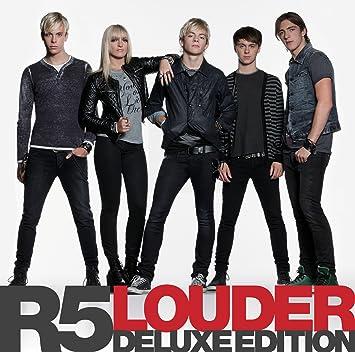 amazon louder deluxe edition album dvd r5 ポップス 音楽