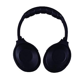 Vieta Pro Smart - Auriculares inalámbricos (Bluetooth, cancelación de Ruido, micrófono Integrado, Entrada Auxiliar, Plegables, 20 Horas de autonomía), ...
