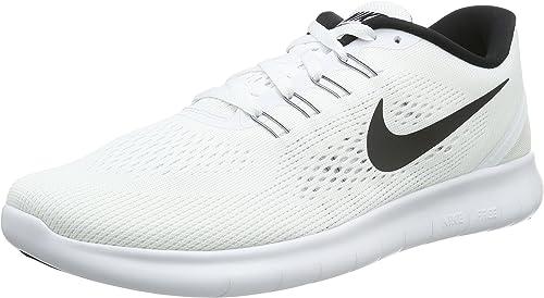 Nike Free Rn Herren Laufschuhe Weiß White Black 40 5 Eu 6 5 Herren Uk Amazon De Schuhe Handtaschen