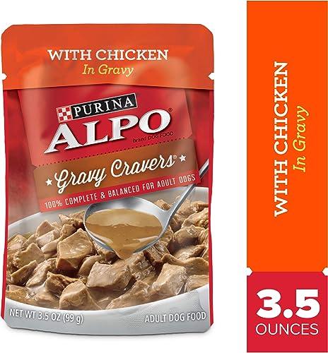 Purina ALPO Gravy Wet Dog Food