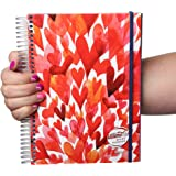 A5 Ultimate Diary Planner 2019 (Love) Goal Setting, Week & Year to View, to do Lists, Stats Tracking, Vision Board, Note Pages, Facebook Group. Designed with Women in Biz in Mind. Dec 2018-Dec 2019