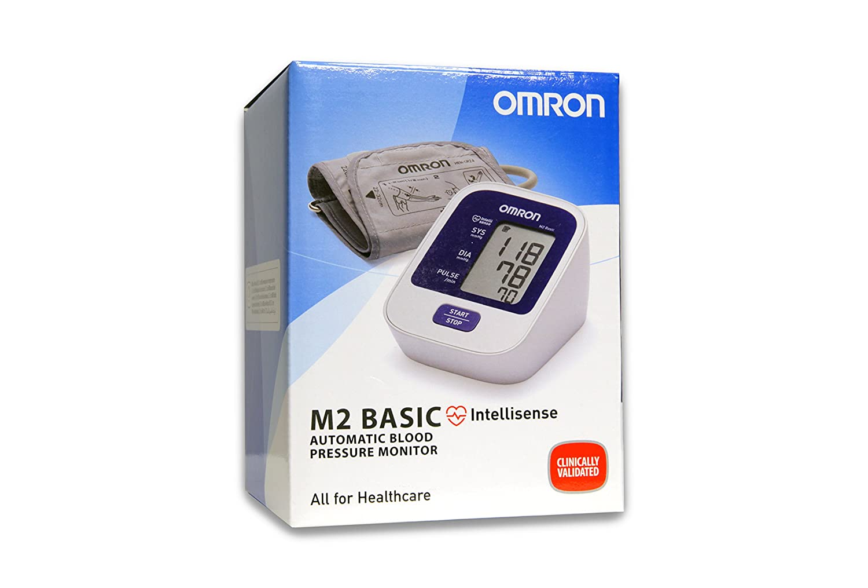 Tensiómetro de brazo Omron OM-M2 Basic por solo 30,50€