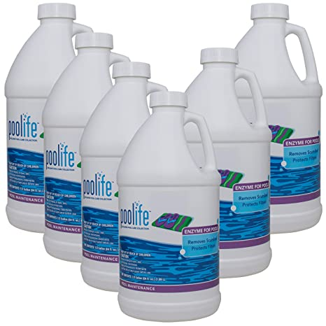 poolife enzima para piscinas (5 L): Amazon.es: Jardín