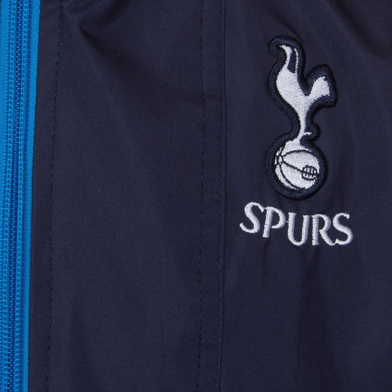 Tottenham Hotspur FC Officiel gar/çon Coupe-Vent//Imperm/éable th/ème Football