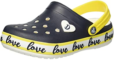 c643fbe0eb9 Amazon.com | Crocs Kids' Drew Barrymore Crocband Clog | Clogs & Mules