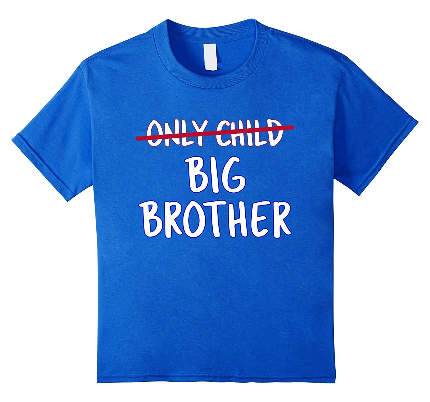 Big Brother Child Crossed T shirt-Veotee