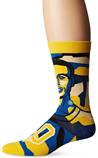 Stance Steph Curry Skate Socks - Blue at Amazon Men s Clothing store  f1b43ab1036d