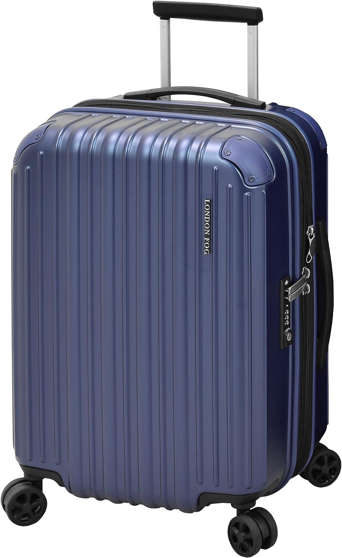 Indigo Blue London Fog Heathrow 21 Expandable Spinner Carry-on