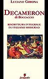 Decameron in italiano moderno: 1 (Immortali in prosa)