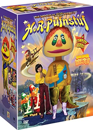 Amazoncom Hr Pufnstuf The Complete Series Collectors Edition