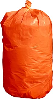 product image for Orange Trash Bags (10, 33 GALLONS) Made in USA