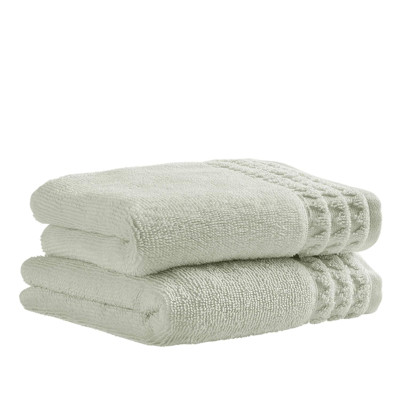 Stone & Beam Tencel Washcloth Set, 4-Pack, Heather 2DGJH 2DGJH473