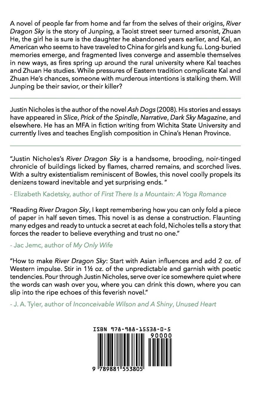 River dragon sky justin nicholes 9789881553805 amazon books buycottarizona Choice Image