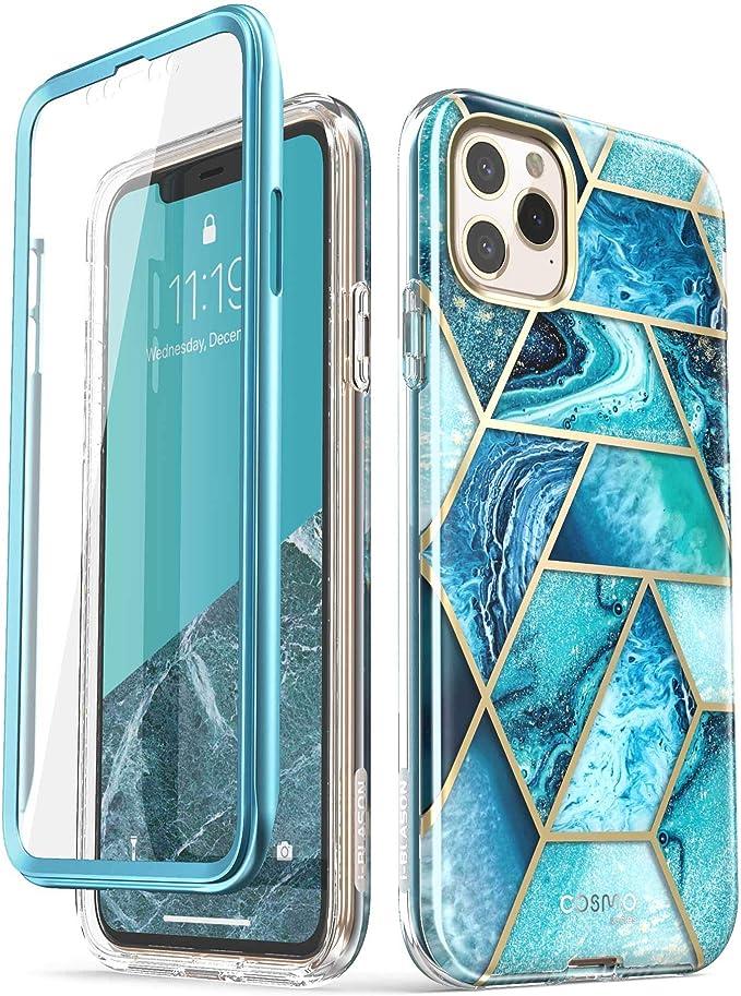 I Blason Iphone 11 Pro Hülle Glitzer Handyhülle 360 Elektronik