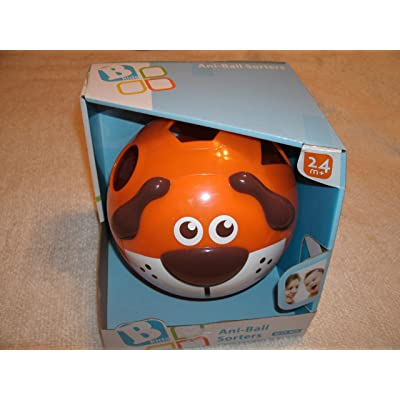 Blue Box Ani-Ball Sorters Puppy Dog : Baby Shape And Color Recognition Toys : Baby