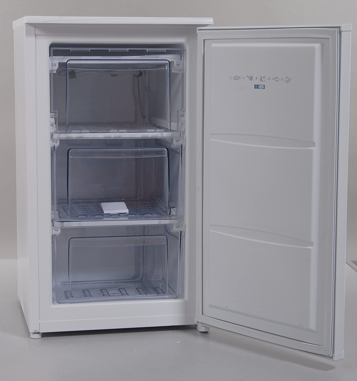 Luxor LXGN1451 Independiente Vertical 80L A+ Blanco - Congelador ...