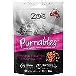 Zoe Zoë Purrables Cat Treats - Salmon - (2.6 oz), 75 G 1 Count