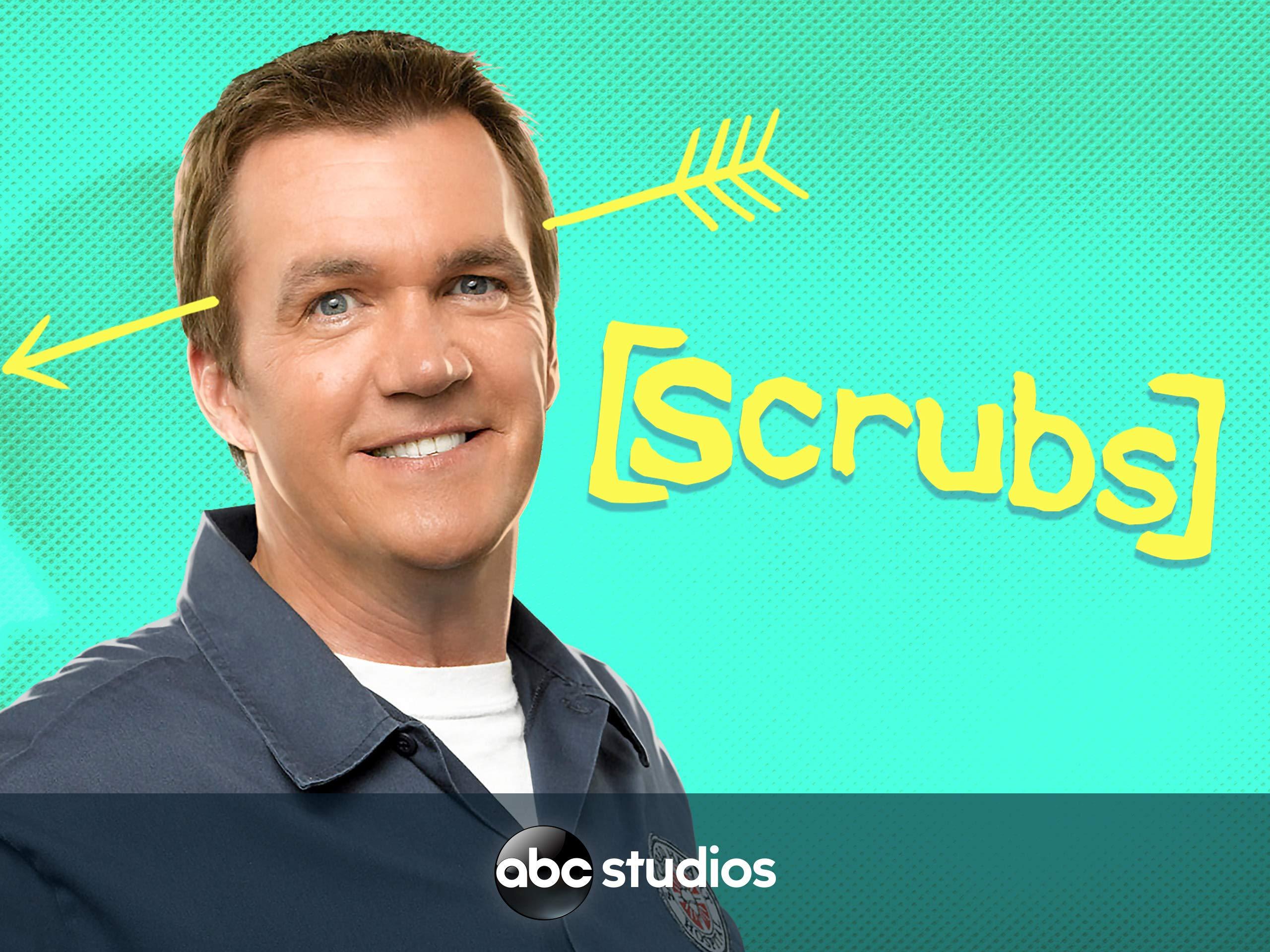 Amazon. Co. Uk: watch scrubs season 4   prime video.