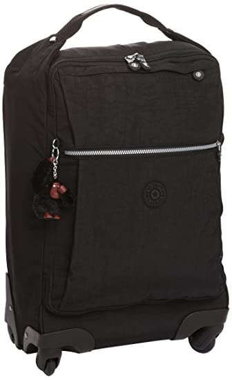 Kipling   DARCEY   30 Litres   Spinner   Black   (Black)