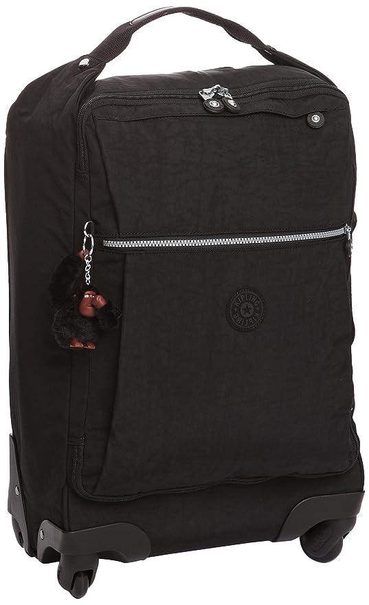 Kipling - DARCEY - 30 Litres - Spinner - Black - (Black)  Amazon.co.uk   Luggage ddf462e3d3903
