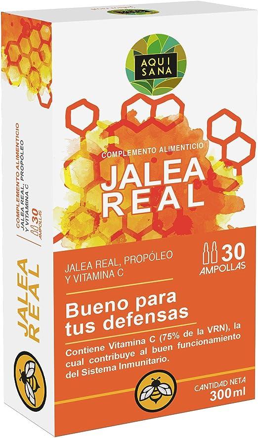 Jalea real con propóleo para mayor energía y vitalidad – Jalea con ...