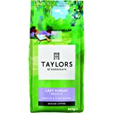 Taylors of Harrogate Lazy Sunday Medium Roast Ground Coffee 227g (Pack of 3)