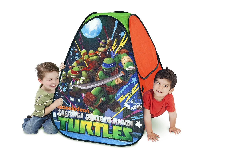 Amazon.com: Playhut Teenage Mutant Ninja Turtles Classic Hideaway Tent: Toys & Games