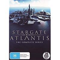 STARGATE ATLANTIS: SEAS 1-5 (26 DISC)