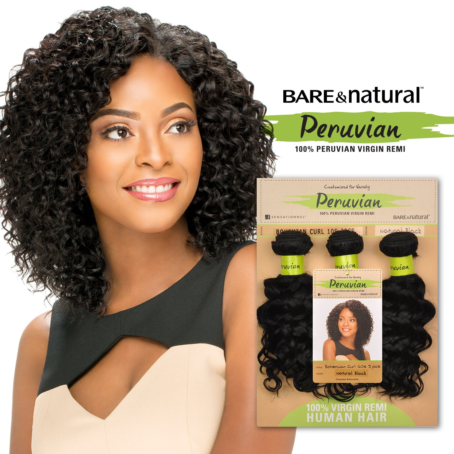 Bare And Natural Peruvian Hair Review