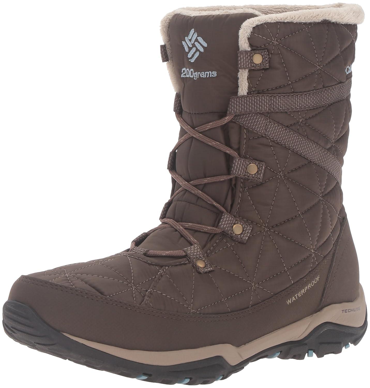 Columbia Women's Loveland Mid Omni-Heat Snow Boot B0183NWP1M 10 B(M) US|Mud/Dark Mirage