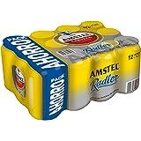 Amstel Radler Cerveza - Paquete de 12 x 330 ml - Total: 3960 ml