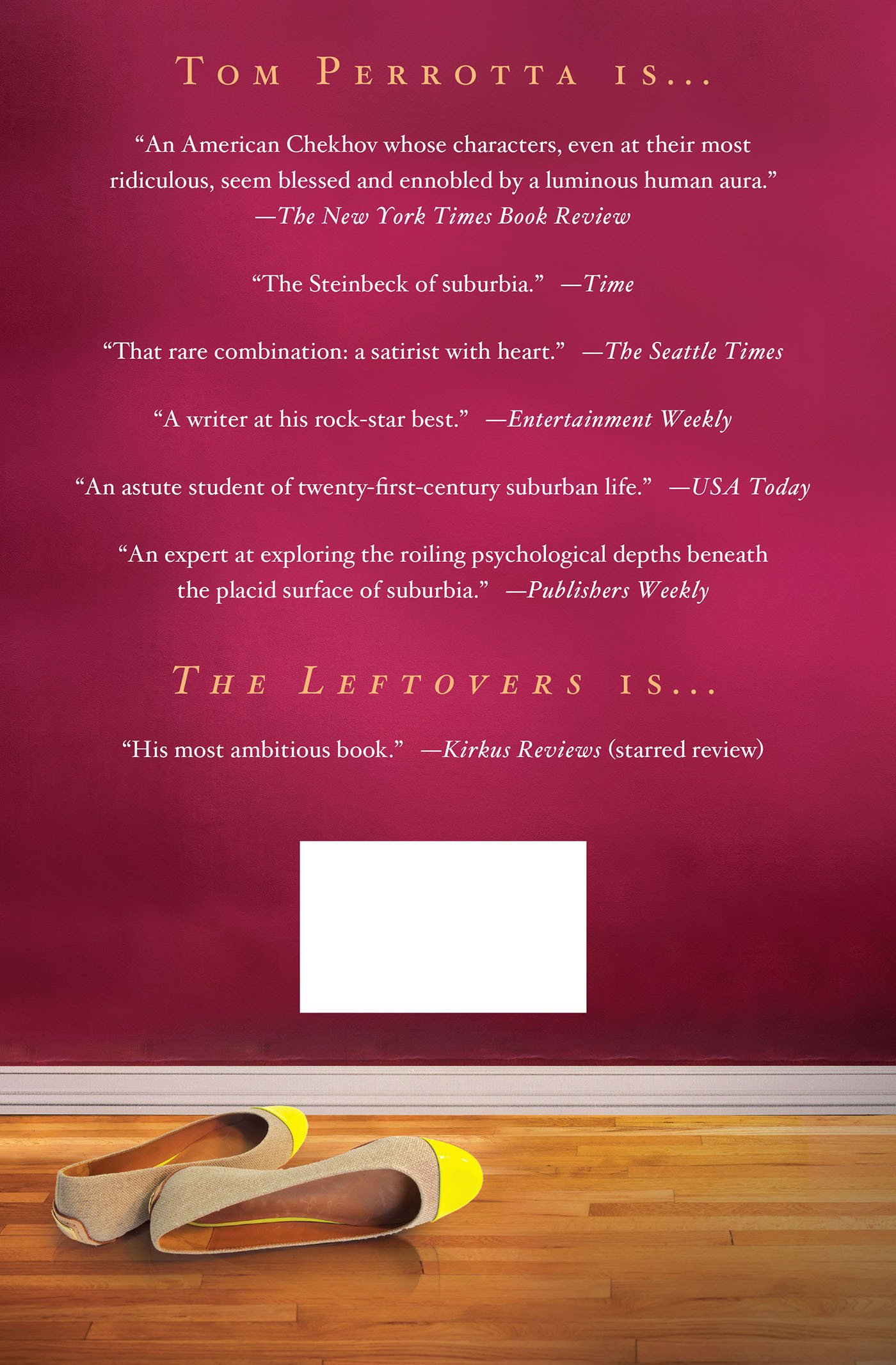 The Leftovers Book