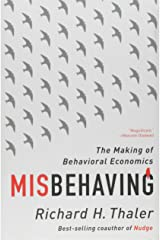 Misbehaving: The Making of Behavioral Economics Paperback