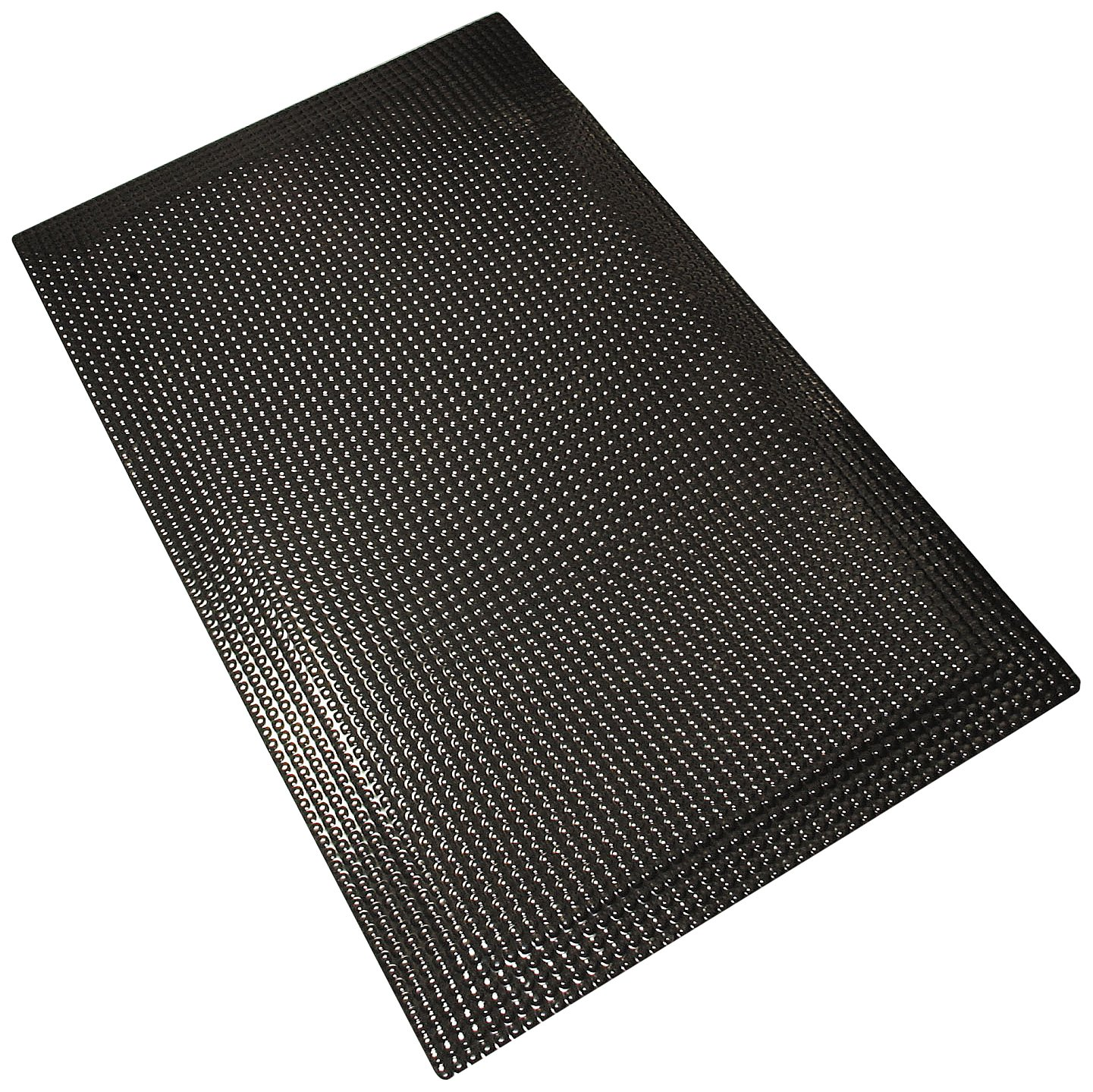 Rhino Mats RLXC-2448DS Reflex Conductive Anti-Fatigue Mat, 2' Width x 4' Length x 1'' Thickness